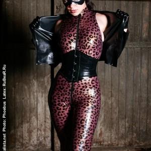 Архивная фотогалерея: Marie Kalista leopard
