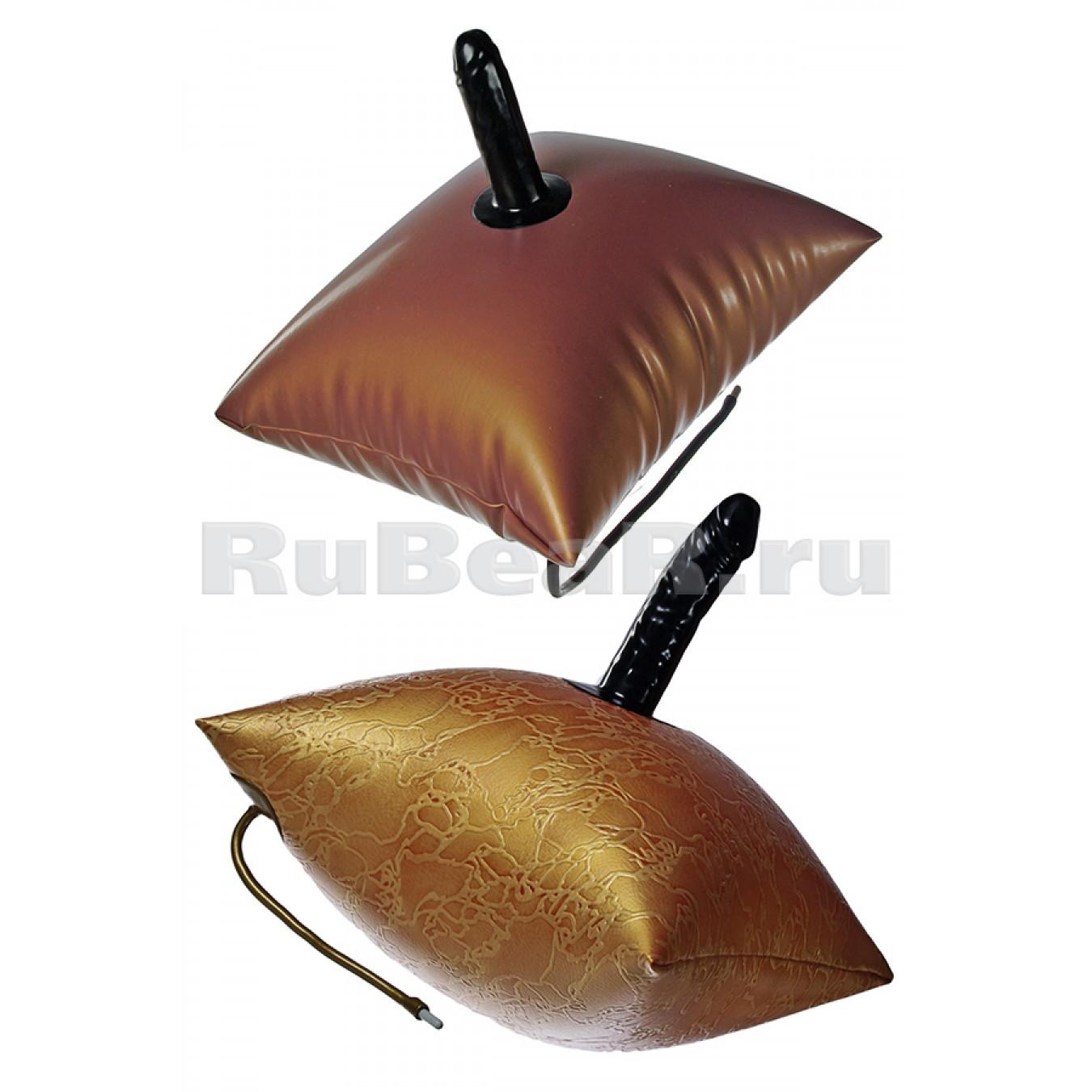 QL8003 Подушка надувная с фаллоимитатором