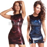 DL0112 Платье анатомическое креативное BatLady