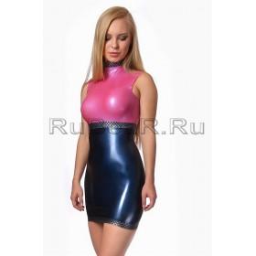 DL0310 Платье анатомическое
