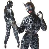CA3073 Комбинезон HORNYCAT с маской, перчатками и ступнями (унисекс)