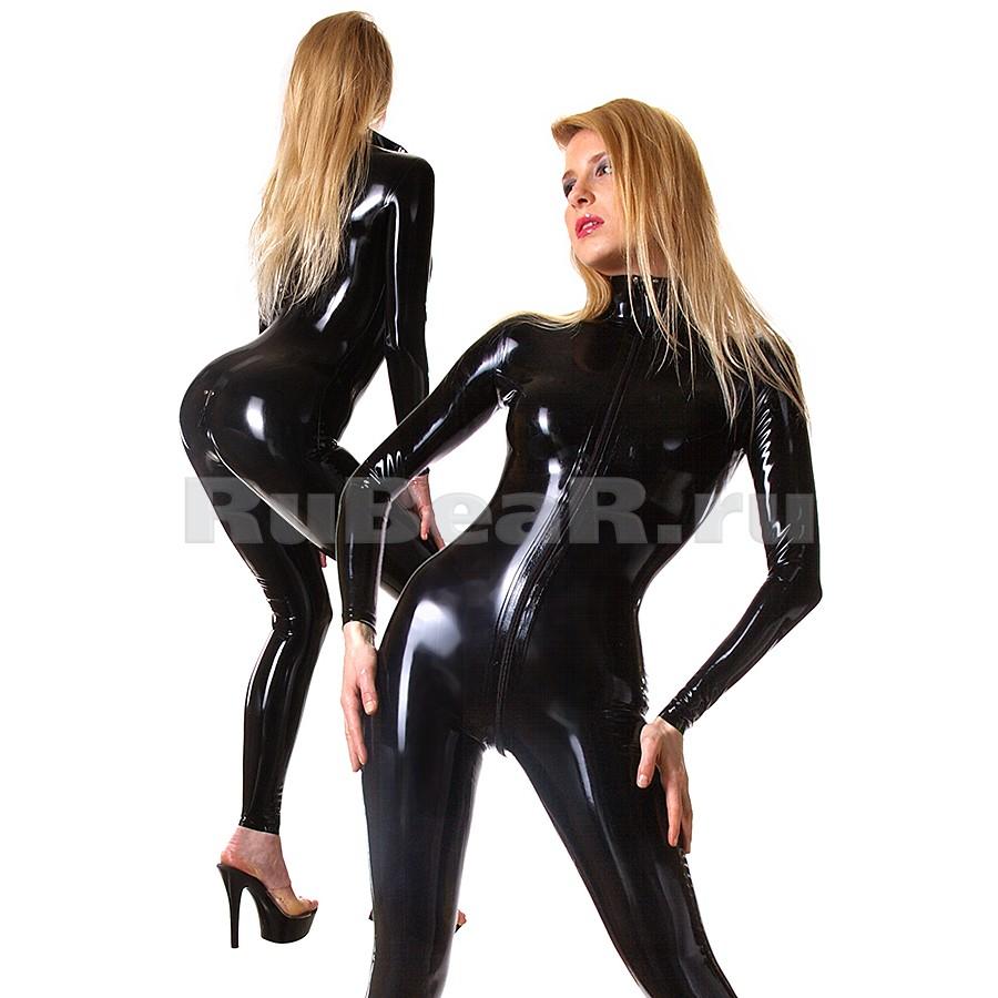 Латексный костюм женский купить доставка
