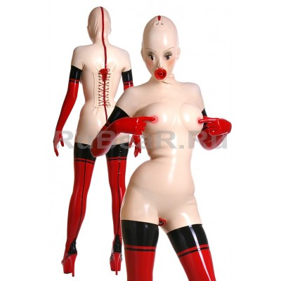 CL0001 Костюм живой куклы
