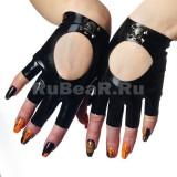 YL0021 Мини-перчатки без пальцев пиратские