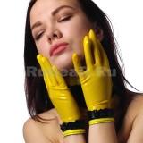 YL0064 Мини-перчатки с гофрами