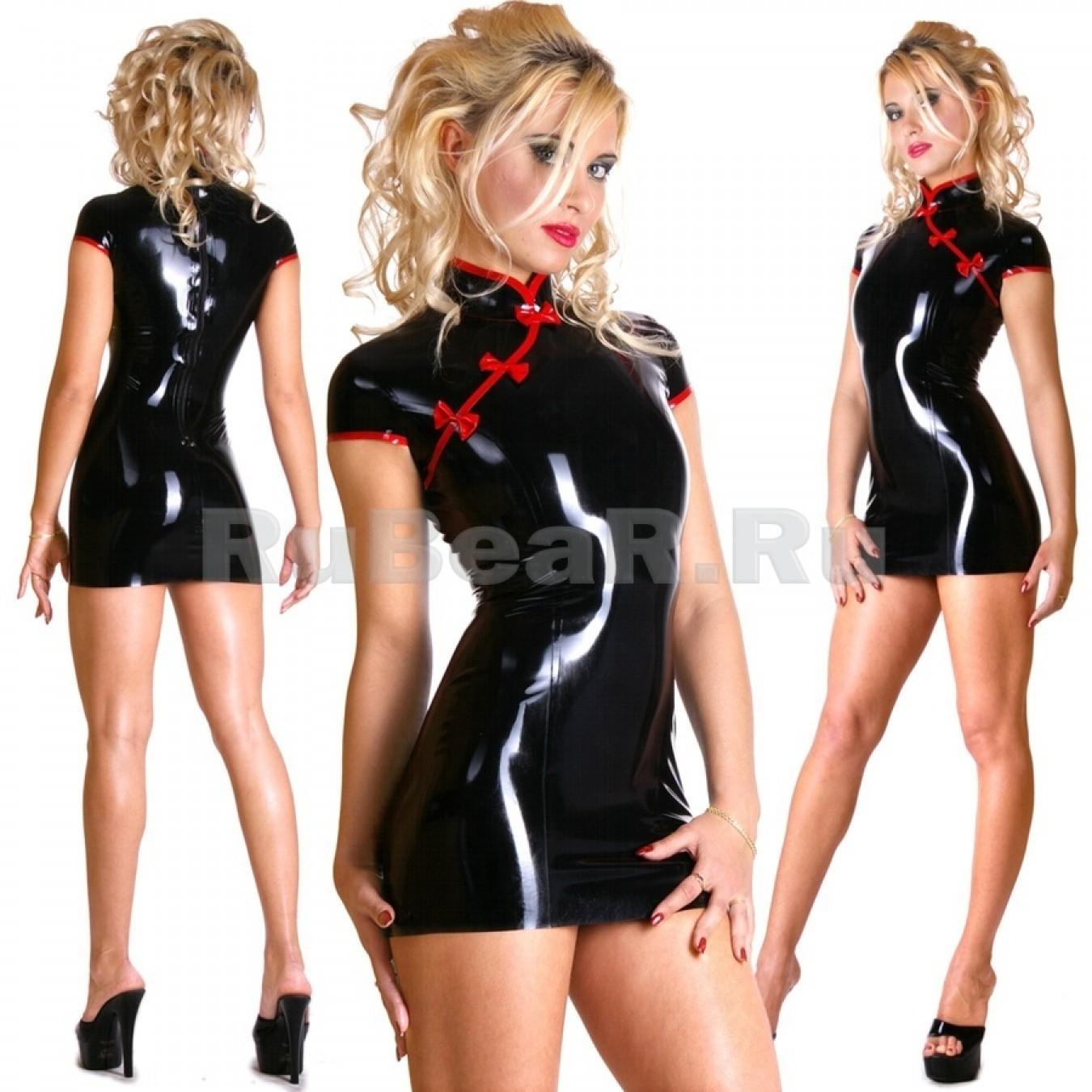 DA066005 Китайское платье