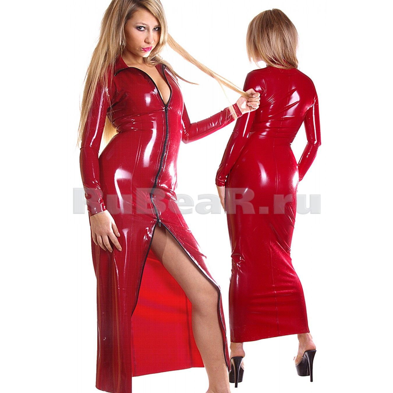DA3510 Платье длинное