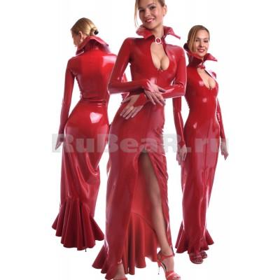 DA6355 Платье Queen