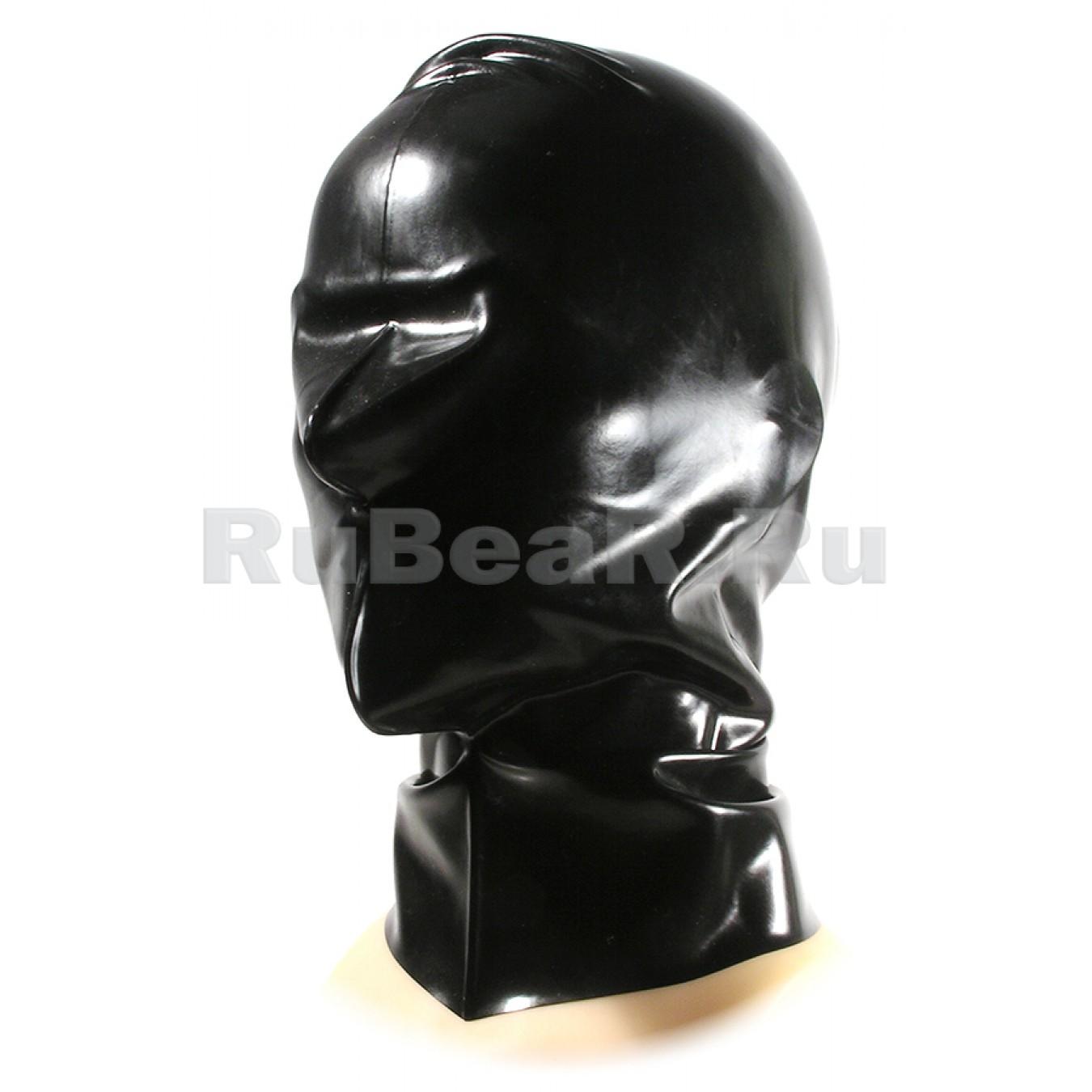 ML0003 Маска-шлем плоская