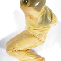 Бондажный мешок с маской
