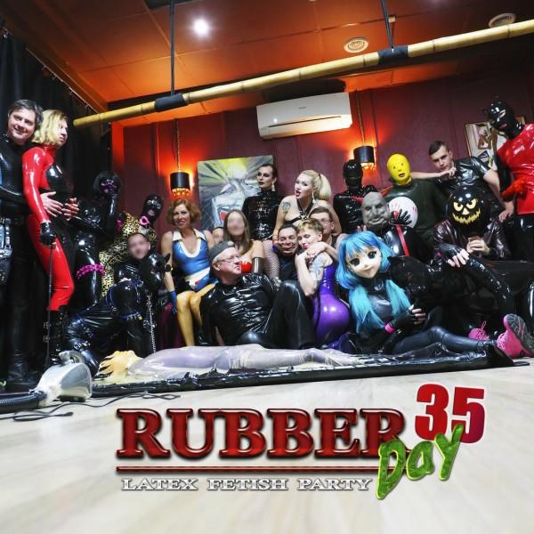 Фото отчет о вечеринке RubberDay 35