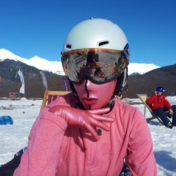 Латекс и зимние виды спорта. Часть 2