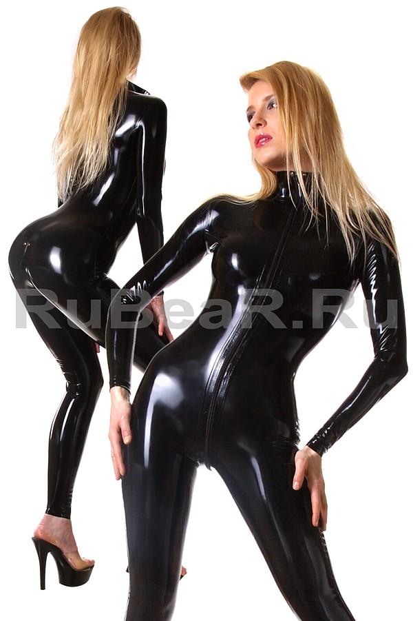Одежда Из Латекса Женская Купить